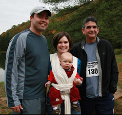 ACE trail run - Photo by Julie Black