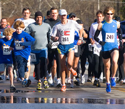 Rowlesburg 10K Photo by Maria af Rolen