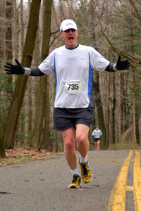 Coopers Rock Race