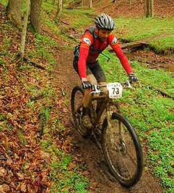 Challenge at Mountwood MTB