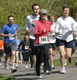 Earth Day 5K photo by J.R. Petsko
