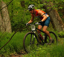 2009 Cole Subaru MTB race photo