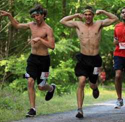 2011 Deckers Creek Half Marathon Trail Run