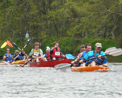 Great Greenbrier River Race Photo