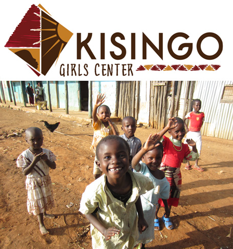 Race funds benefit the Kisingo Girls Center.