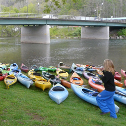Great Greenbrier River Race